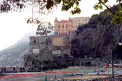 Amalfi Coast Italy Royalty Free Stock Photography