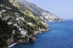 Amalfi Coast, Italy Royalty Free Stock Photos