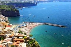 Amalfi Coast, Italy, Europe Stock Images