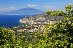Amalfi Coast, Italy, Europe royalty free stock photography