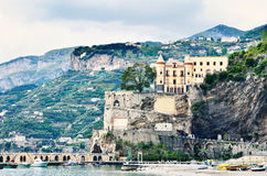 Amalfi coast, Italy Stock Images