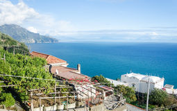Amalfi Coast Stock Image