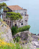 Amalfi coast, Norman Tower Royalty Free Stock Photography