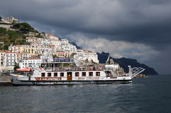 Amalfi coast Stock Photography