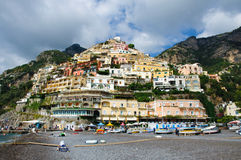 Amalfi Coast, Positano Royalty Free Stock Photography