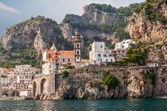 Amalfi Coast Stock Photo