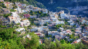 Amalfi-coast Stock Photography