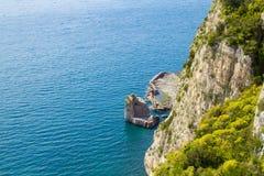 Amalfi Coast Royalty Free Stock Image