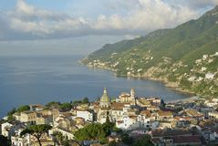 Amalfi coast Stock Photos