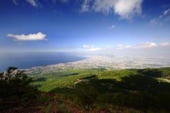 The Amalfi coast Stock Photos