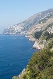 Amalfi coastline, Italy Stock Image