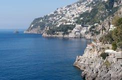 Amalfi coastline, Italy Royalty Free Stock Image