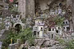 Amalfi creche Royalty Free Stock Photo