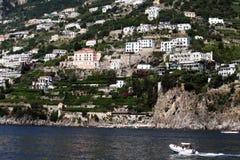 Amalfi gardens Royalty Free Stock Image