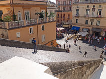 Amalfi, Italië Royalty-vrije Stock Afbeeldingen