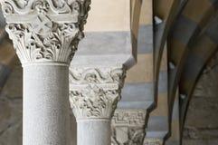 Amalfi, Italia, cattedrale di St.Andrew Fotografie Stock Libere da Diritti