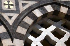 Amalfi, Italia, cattedrale di St.Andrew Immagini Stock Libere da Diritti