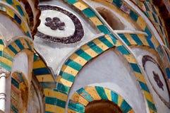 Amalfi, Italia, cattedrale di St.Andrew Fotografia Stock Libera da Diritti