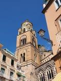 Amalfi, Italien Stockfotos