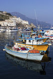 Amalfi in Italy Royalty Free Stock Image