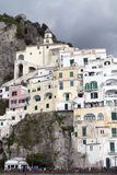 Amalfi - Italy royalty free stock images