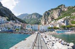 Amalfi, Italy royalty free stock photography