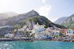 Amalfi, Italy Stock Images