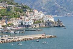 Amalfi, Italy Royalty Free Stock Photos