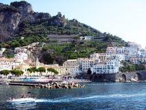 Amalfi italy Royalty Free Stock Photography