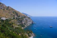 Amalfi-Küste Stockbilder