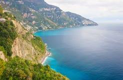 Amalfi-Küste Lizenzfreie Stockfotos