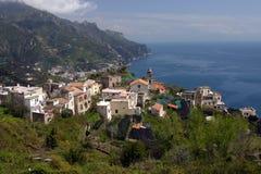 Amalfi-Küste Stockfotos