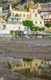 Amalfi-Küste - Positano Lizenzfreie Stockfotografie