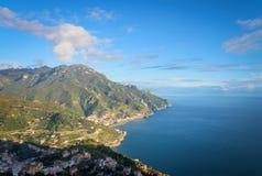 Amalfi-Küste - Ravello Lizenzfreies Stockfoto