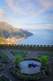 Amalfi-Küste - Ravello Lizenzfreie Stockbilder