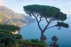 Amalfi-Küste - Ravello Stockbilder