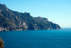 Amalfi-Küstenhalbinsel Lizenzfreie Stockfotografie