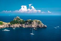 Amalfi kust Royaltyfri Foto