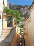 amalfi kust Fotografering för Bildbyråer