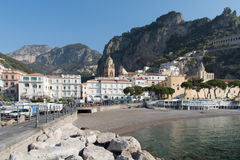 Amalfi, Province Salerno, Italy Stock Photography