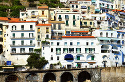 Amalfi Resort, Campania, Italy Royalty Free Stock Photo