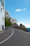 Amalfi road Royalty Free Stock Photography