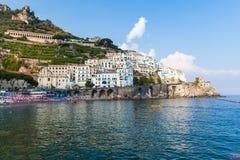 Amalfi of South Italy Royalty Free Stock Photo