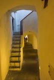 Amalfi-Straße im Tunnel Lizenzfreie Stockfotografie
