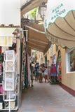 Amalfi street Stock Images