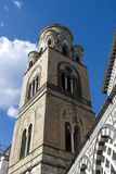 Amalfi tower cathedral Royalty Free Stock Image
