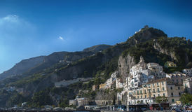 Amalfi village Royalty Free Stock Image