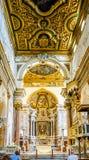 AMALFI WŁOCHY, PAŹDZIERNIK, - 14, 2017: Wnętrze Amalfi kot Zdjęcie Stock