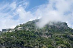 Amalfi wybrzeża półwysep Obrazy Stock