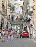 Amalfil,意大利 免版税库存照片